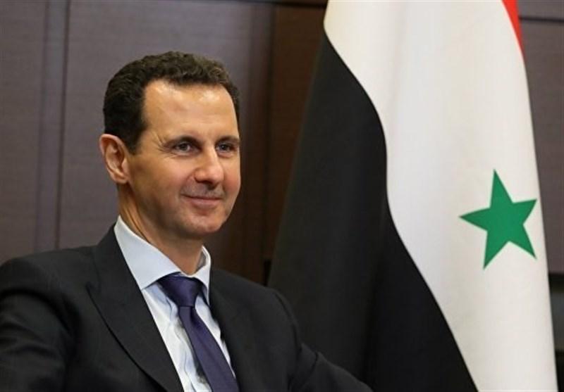 سوریه، ملاقات یک هیئت روسی با بشار اسد