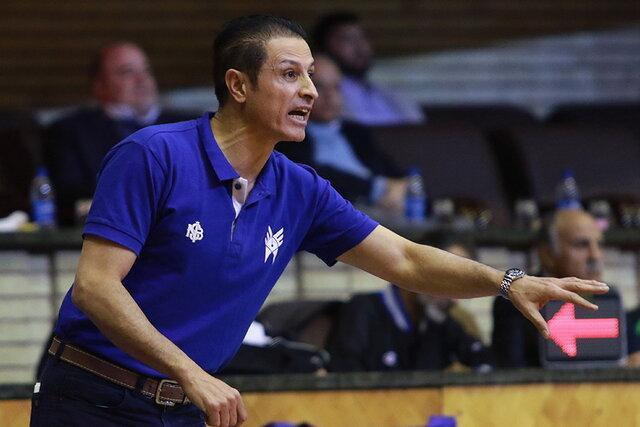 سرمربی تیم بسکتبال پتروشیمی: پرتاب های خوبی انجام دادیم