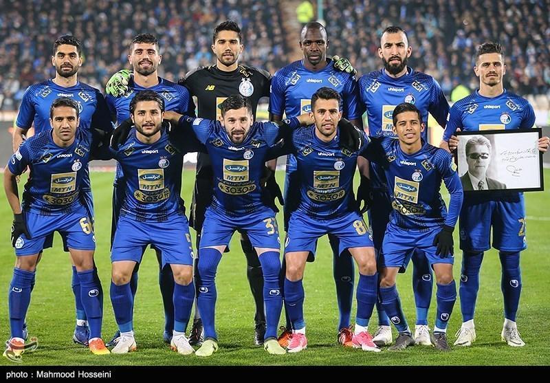 تیم استقلال به امارات رسید