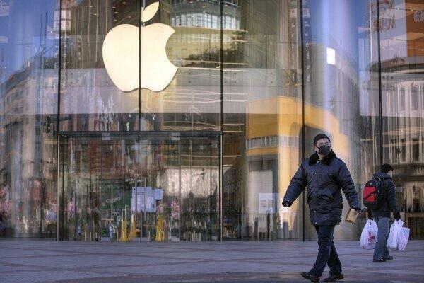 اعتراف اپل به کاهش ذخایر آیفون در بازار