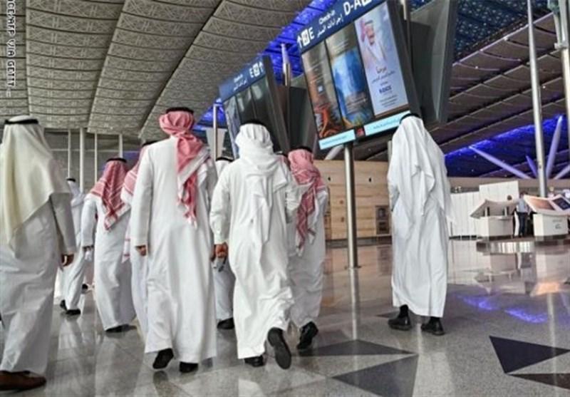 کرونا کارکنان بخش های خصوصی عربستان را هم خانه نشین کرد