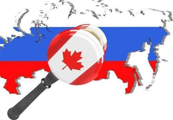 روسیه فورا به تحریم های کانادا پاسخ متقابل داد