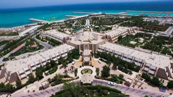 شیک ترین و لاکچری ترین هتل ها در تور های کیش