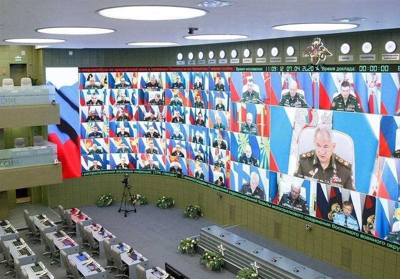 نیروهای مسلح روسیه آماده مقابله با کرونا