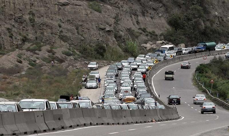 افزایش 5.3 درصدی تردد در جاده های کشور
