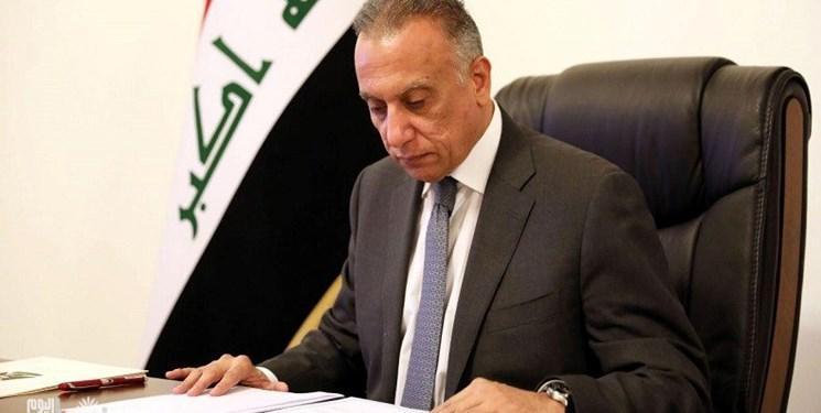 نخست وزیر کویت در گفت وگو با الکاظمی و عبدالمهدی توسعه روابط با عراق را خواستار شد