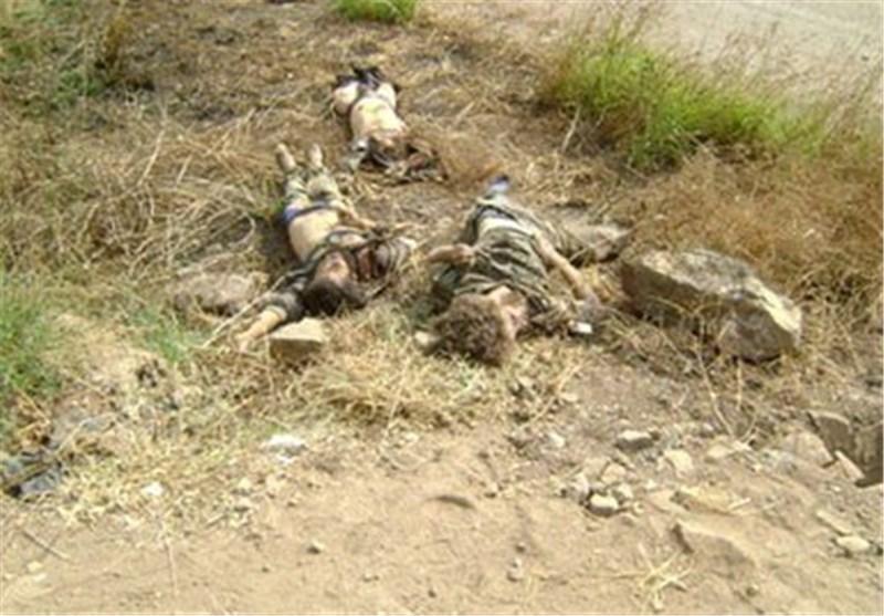 کشته شدن پنج نفر از اعضای یک خانواده سوری توسط تروریست ها