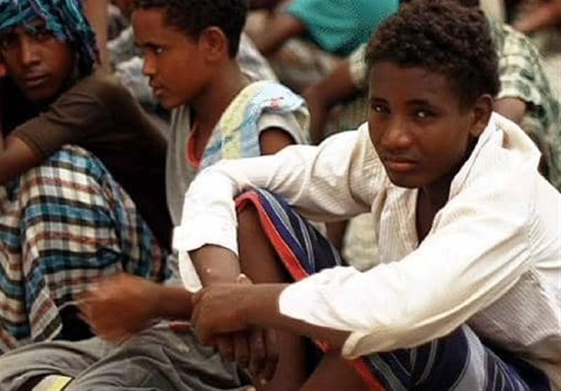 انصارالله: عربستان سعودی 800 تبعه سومالی را به شمال یمن وارد نموده است