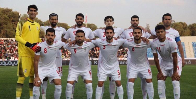 گزارش AFC از شرایط تیم ملی ایران