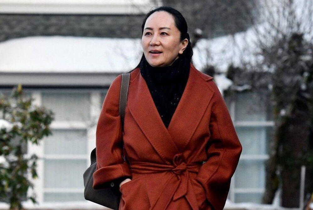 چین بازداشت مدیر اقتصادی هواوی را توطئه سیاسی خواند