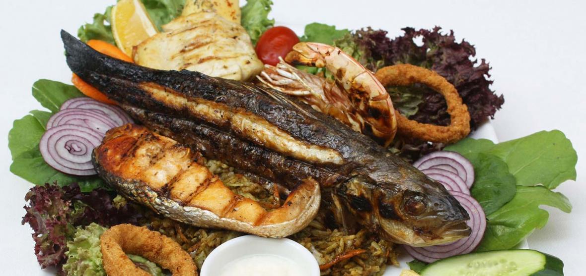 بهترین رستوران های استانبول برای خوردن غذای دریایی