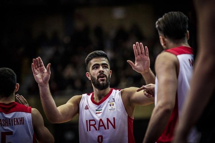 تبریک تولد باشگاه آلمانی به ستاره بسکتبال ایران