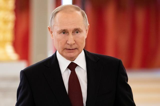 خبرنگاران پوتین بار دیگر از یکجانبه گرایی غرب انتقاد کرد
