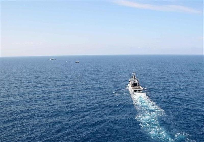 رزمایش مشترک یونان، قبرس، ایتالیا و فرانسه در دریای مدیترانه
