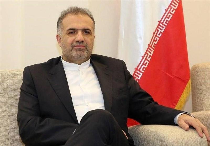 سفیر ایران در روسیه: تمدید تحریم های تسلیحاتی به معنای مرگ برجام خواهد بود