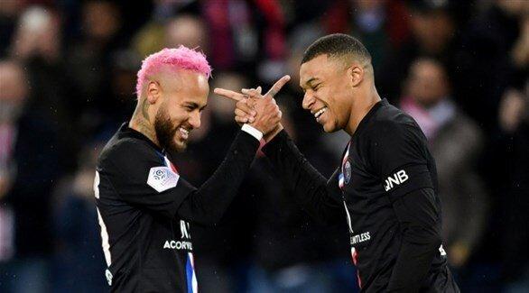 قهرمانی PSG در جام حذفی فرانسه با تک گل نیمار