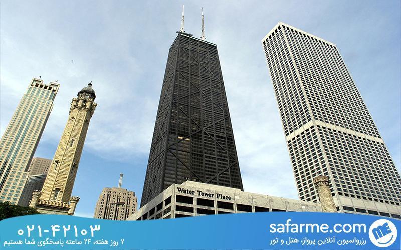 جاذبه های شهر شیکاگو