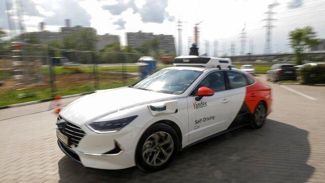 راه اندازی اولین ناوگان تاکسی های خودران در روسیه