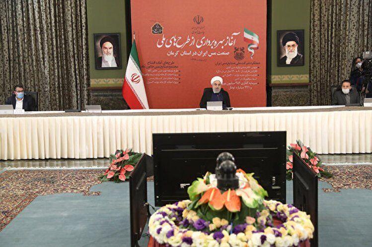 خبرنگاران دولت 24 هزار میلیارد تومان طرح سال جاری در کرمان افتتاح می نماید