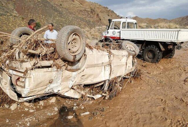 امدادرسانی هلال احمر به 823 نفر در 36 روستای سیل زده خراسان جنوبی