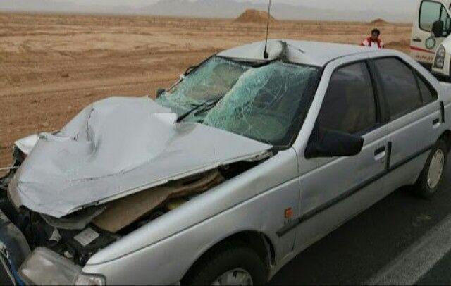 خبرنگاران 10 مصدوم حاصل تصادف های جاده ای شاهرود