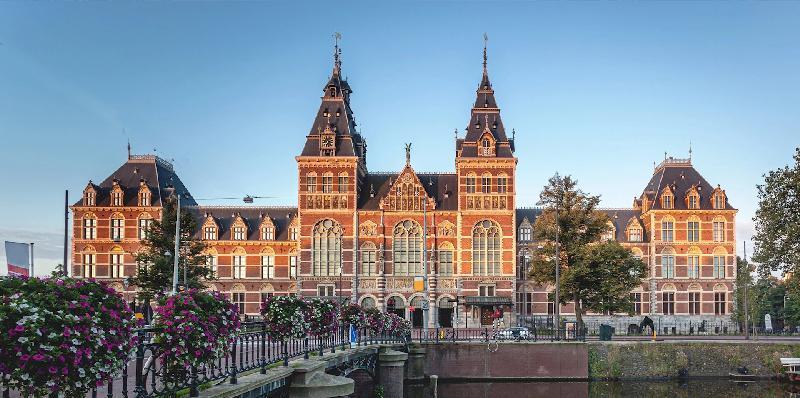 موزه ریکس آمستردام، تصاویر