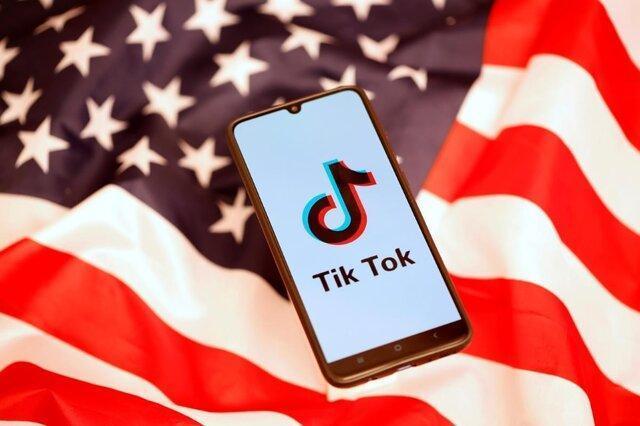 شکایت تیک تاک از دولت آمریکا