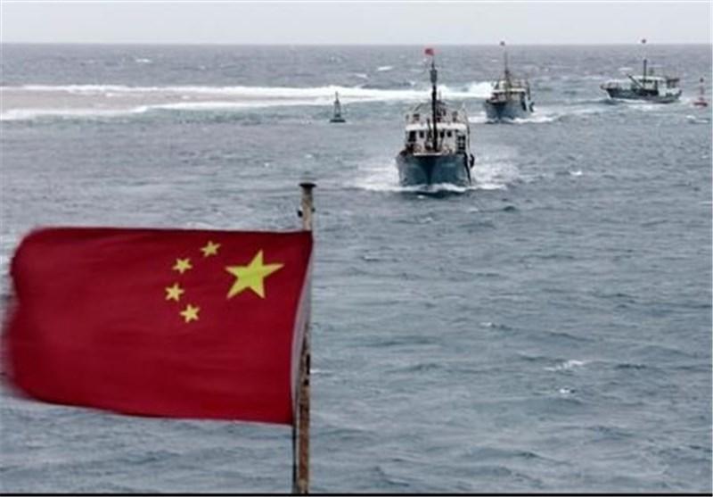 درخواست آسه آن برای کاهش تنش آمریکا و چین در دریای چین جنوبی
