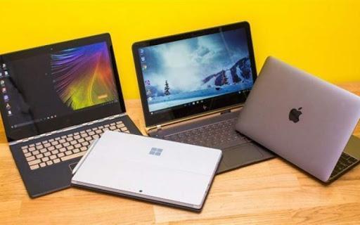 قیمت انواع لپ تاپ، امروز 24 شهریور 99