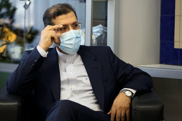 خطیب زاده: توافق انصارالله با دولت مستعفی یمن به حل بحران یاری می نماید