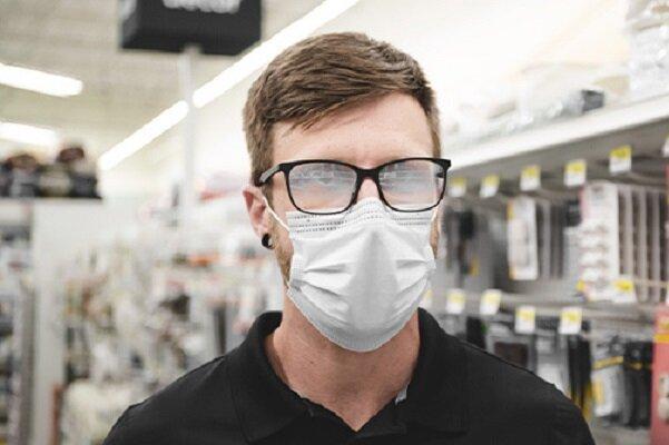 مشکل بخار دریافت عینک در زمان ماسک زدن حل شد