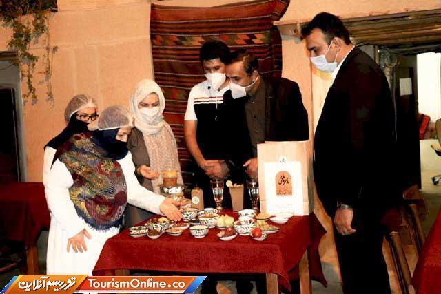 رونمایی از طرح خوراک در استان فارس