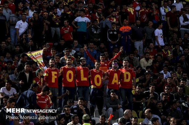 هزینه 50 هزار یورویی باشگاه فولاد در دادگاه عالی ورزش