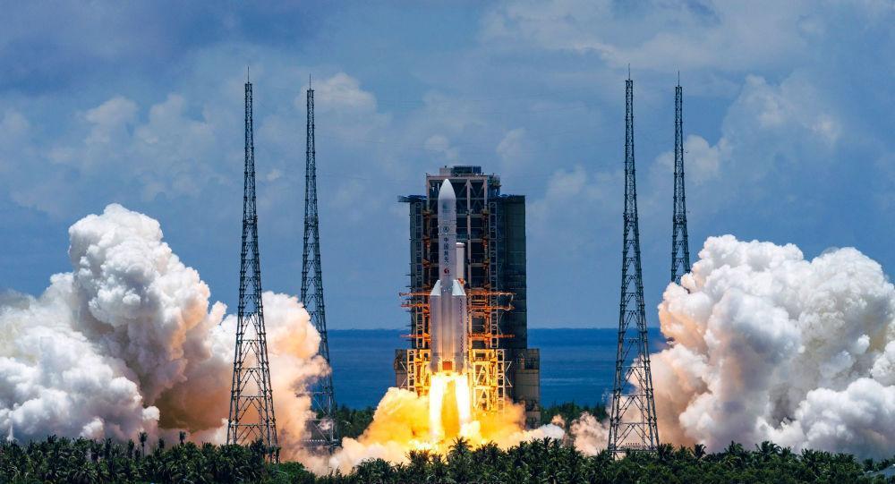 کاوشگر چینی چهار ماه دیگر به مریخ می رسد