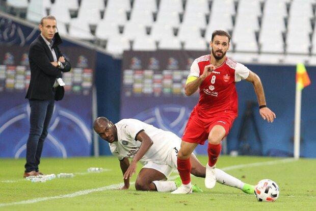 پرسپولیس در کنفدراسیون فوتبال آسیا جریمه می گردد؟