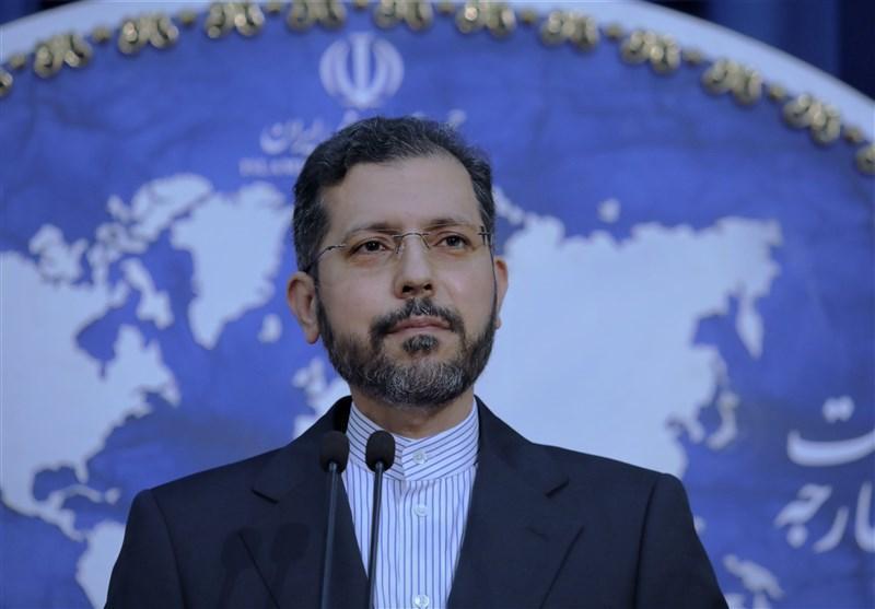 واکنش سخنگوی وزارت خارجه به توئیت بی ادبانه مایک پامپئو