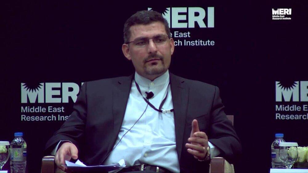 میریوسفی: فشار حداکثری بر ایران به انزوای بیشتر آمریکا منجر می گردد