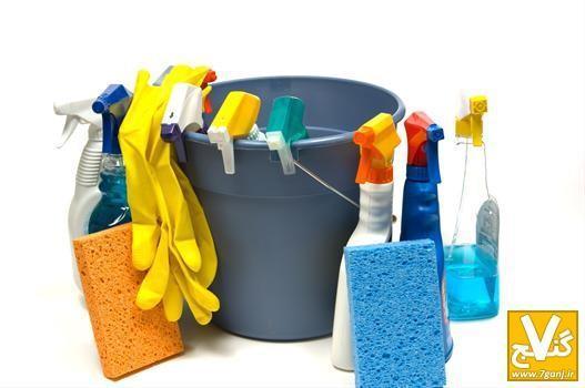 مهمترین نکات در نظافت و ضد عفونی منزل کدام است؟