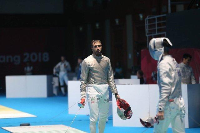پاکدامن: کرونا باعث شد تیم سابر استراحت کند، هنوز برای نتیجه المپیک ریو ناراحتم