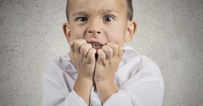 کاهش اضطراب بچه ها