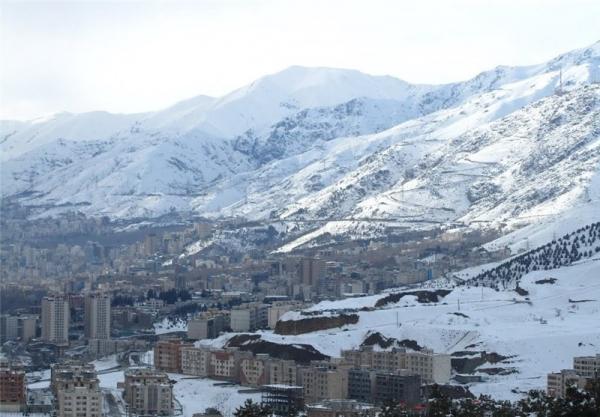 هشدار هواشناسی نسبت به وزش باد و وقوع بهمن در ارتفاعات کشور