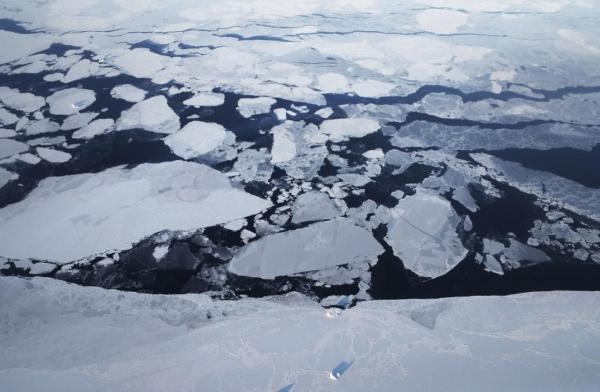 نجات زمین با انجماد اقیانوس منجمد شمالی