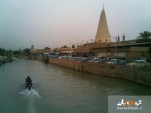 رودخانه شاوور؛ از قدیمی ترین رودخانه های ایران در خوزستان، عکس