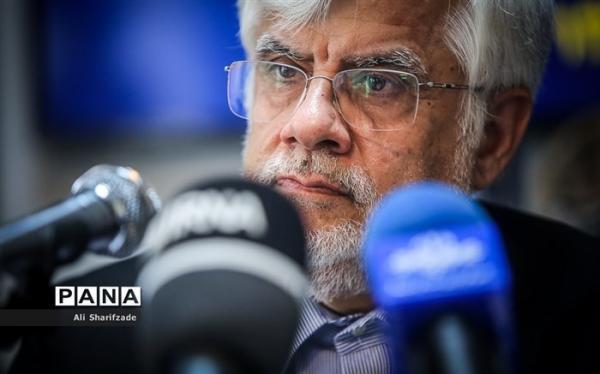 عارف: اصلاحات چیزی غیر از امید به آینده ای بهتر برای ایران نیست