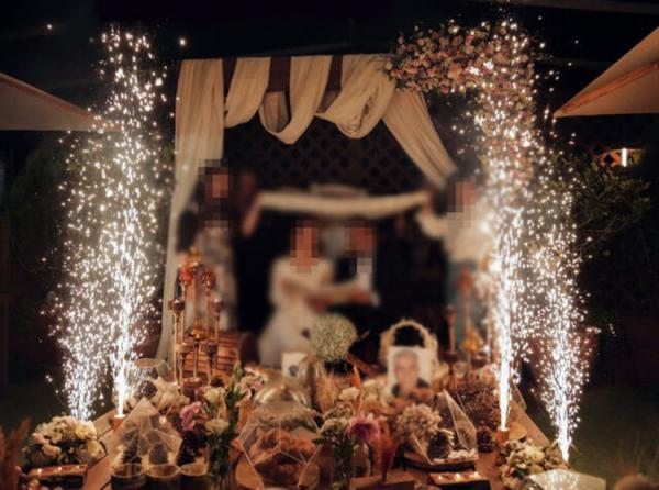 دادگاهی داماد به خاطر جشن عروسی 350 نفره