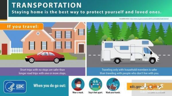 سفر با خودرو شخصی خطرناک تر است؟