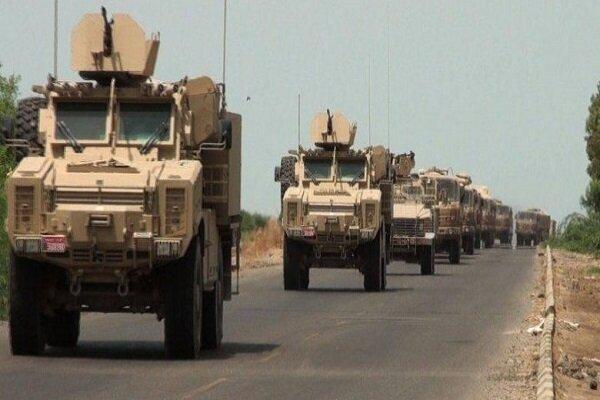2 انفجار در جهت کاروان های لجستیک نظامیان آمریکا در عراق