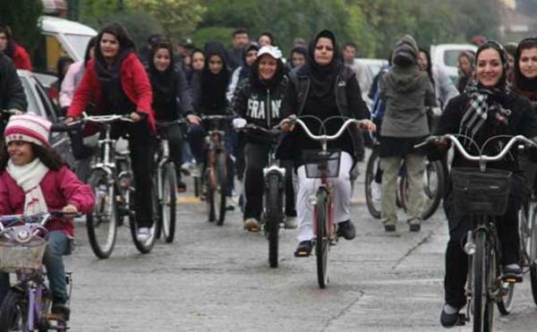 معرفی کامل پیست های دوچرخه سواری تهران، عکس