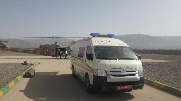 رضایت 92درصدی شهروندان از خدمات اورژانس نیشابور