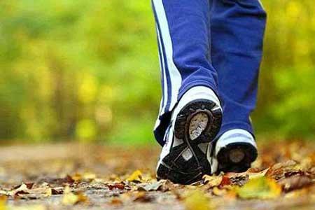 30 دقیقه پیاده روی بهترین راه شکست کرونا